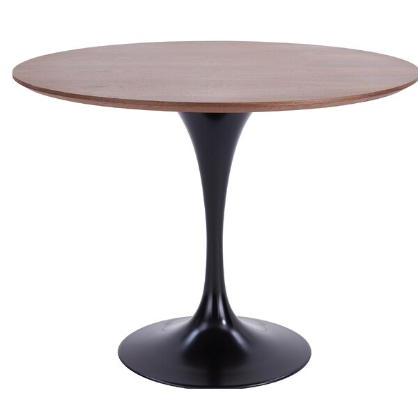 Rowland Round Dining Table by Orren Ellis Orren Ellis