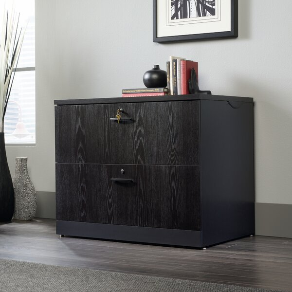 Castalia 2-Drawer Lateral Filing cabinet