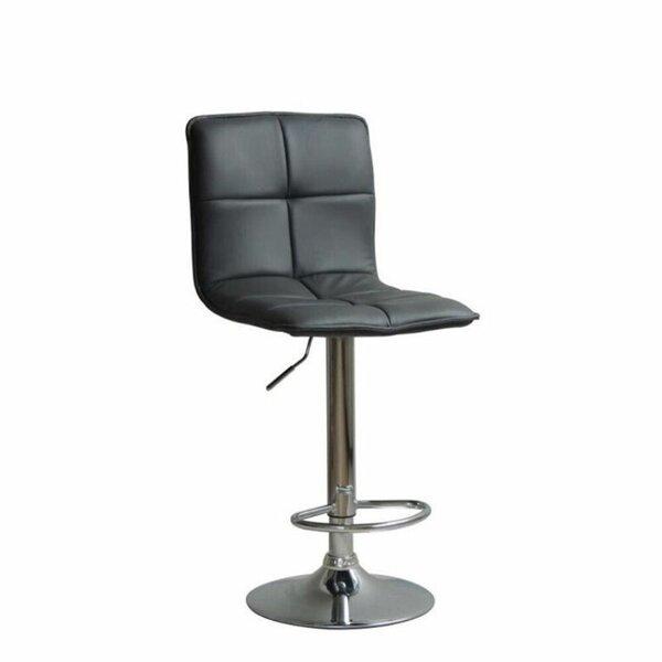 Boghos Upholstered Swivel Adjustable Height Stool by Orren Ellis Orren Ellis