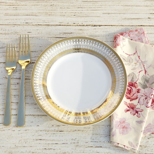 Serafina Salad Plates (Set of 6) by Birch Lane™