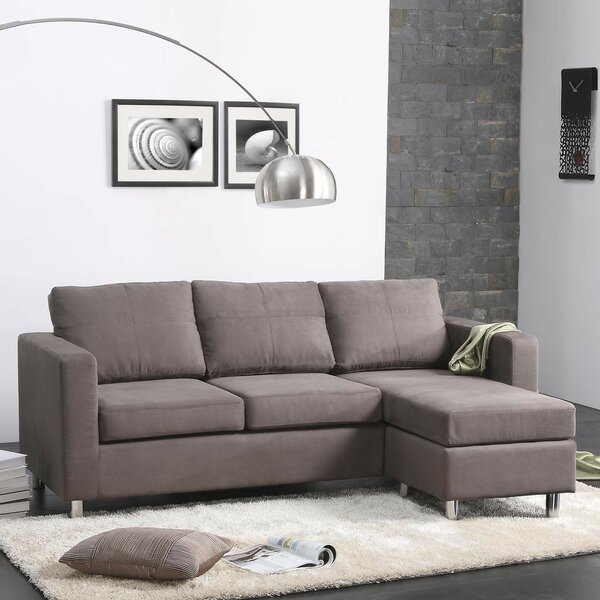 Sectional by Dorel Living