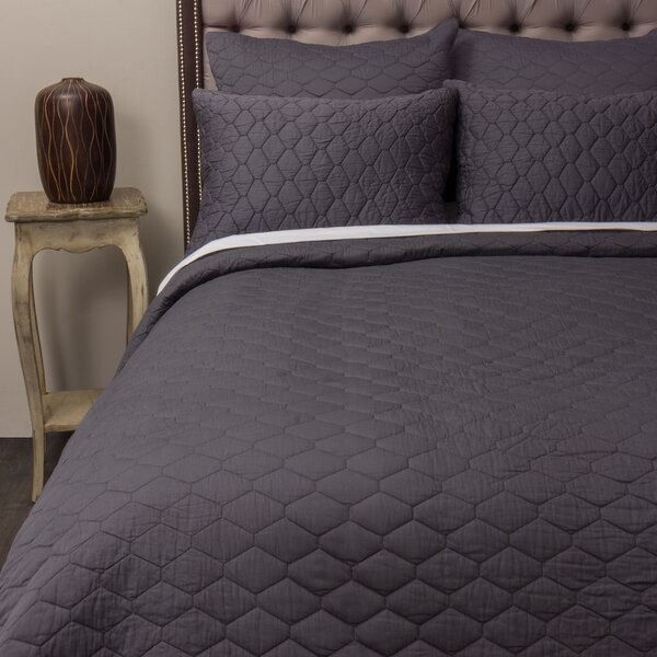 Moses Steel Quilt