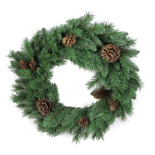 140 Tips Christmas Pine Garland by Admired by Nature