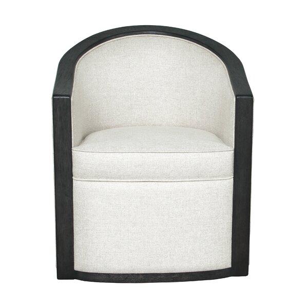 Kingsley Barrel Chair by Brayden Studio