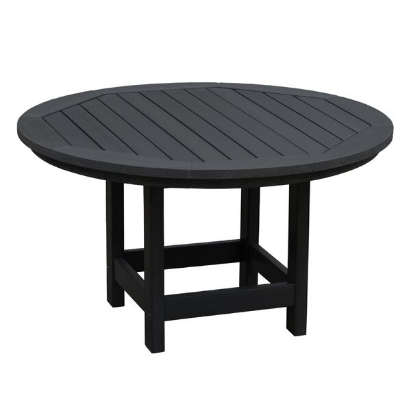 Amiya Round Coffee Table by Breakwater Bay