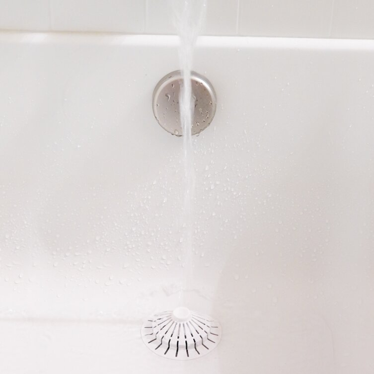 Online Cheap Bathroom Drain Hair Stopper Filter Bathroom Sink Strainer Hair  Blocked Shower Hair Catcher Strainer White S Size 10cm 307 By Sweet_honey  ...