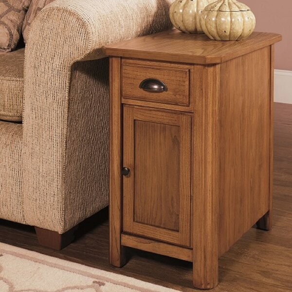 1014 End Table with Storage by Wildon Home®