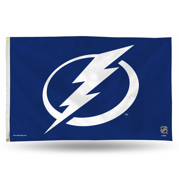 NHL Banner Flag by Rico Industries