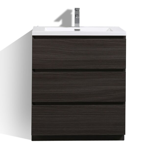 Riker 35 Single Bathroom Vanity Set by Orren Ellis