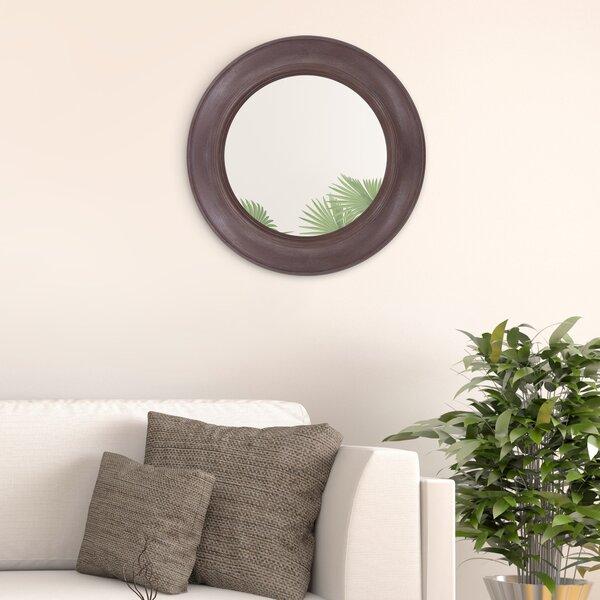 Gourdine Accent Mirror by Charlton Home