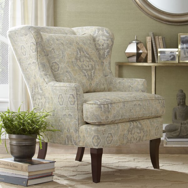 Halvar Wingback Chair by Birch Lane™ Heritage