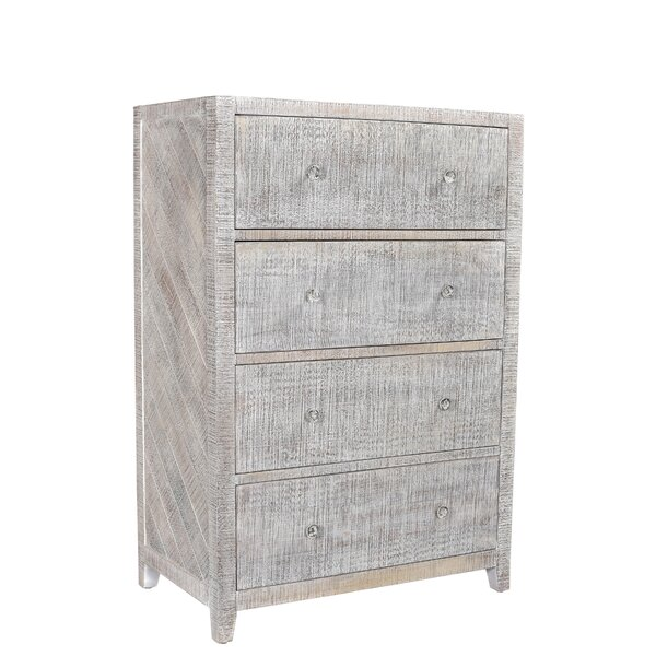 Antonucci 4 Drawer Chest by Foundry Select