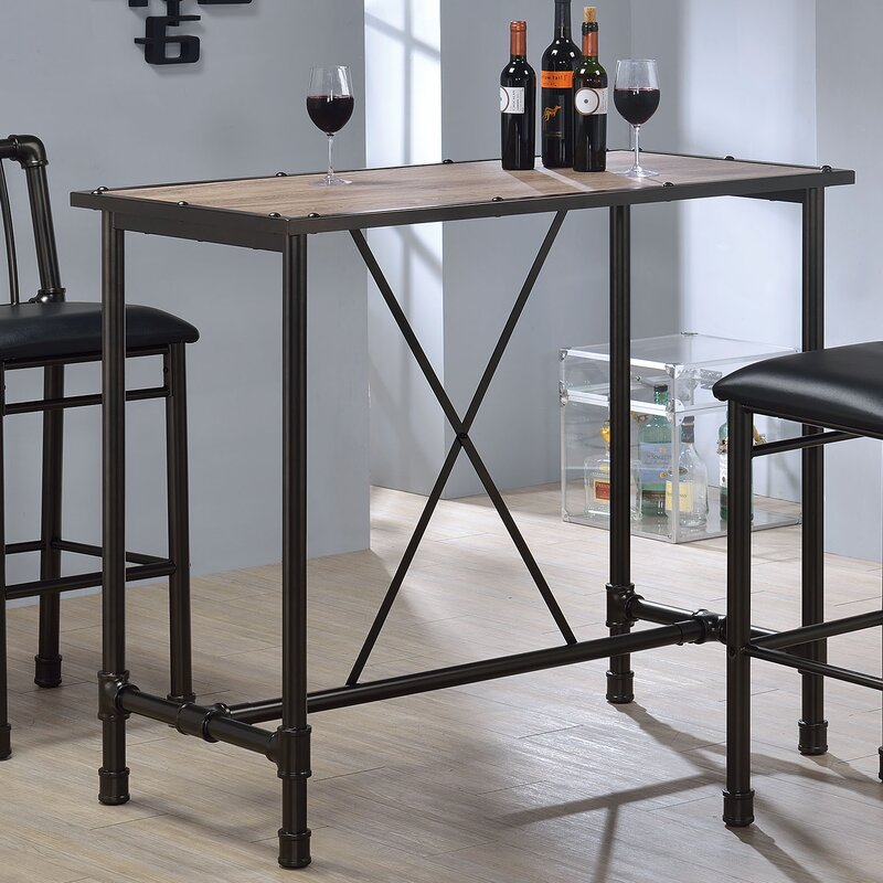 Trent austin design melody bar table reviews wayfair