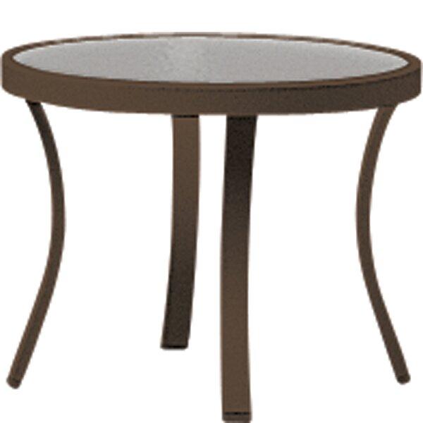 Boulevard Plastic/Resin Coffee Table by Tropitone
