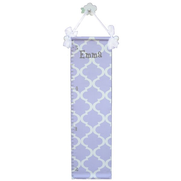 Personalized Trellis Growth Chart by Renditions by Reesa