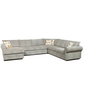 Honesdale Sectional by Darby Home Co