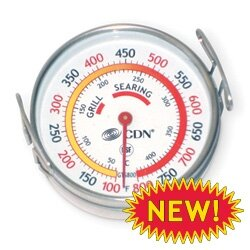 ProAccurate Grill Surface Thermometer by CDN