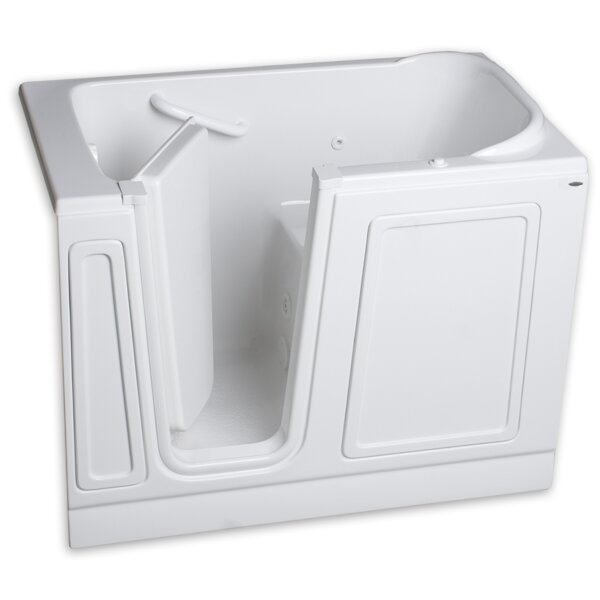 48 x 50 Walk-In Left Hand Whirpool by American Standard