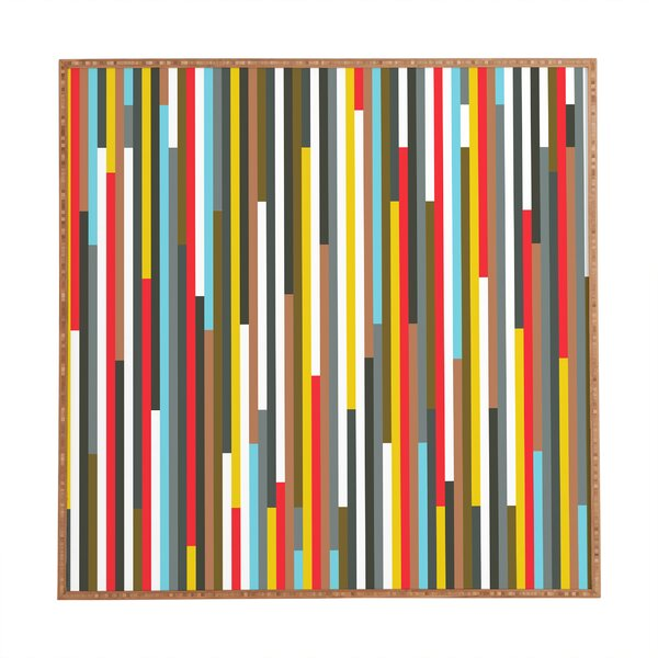 Fimbis Ses Framed Graphic Art by East Urban Home