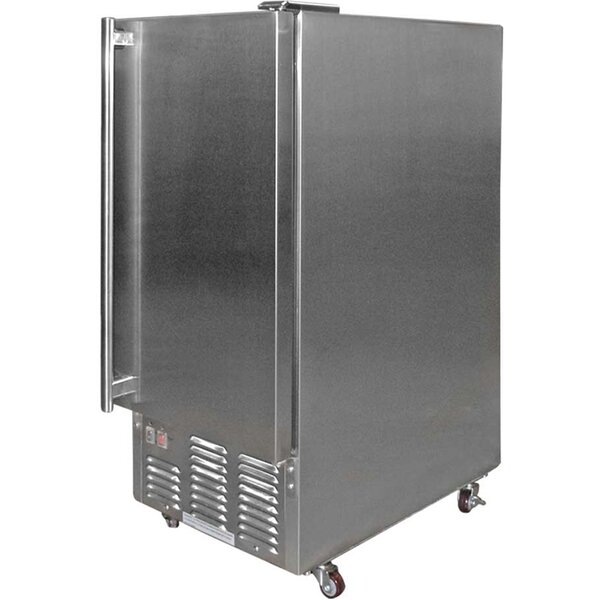 15 44 lb. Daily Production Built-In Ice Maker by Cal Flame