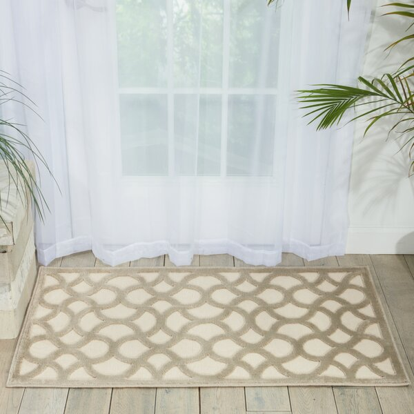 Blondelle Beige Area Rug by Willa Arlo Interiors