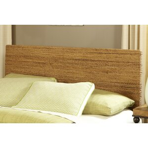 Abaca Panel Headboard by ElanaMar Designs