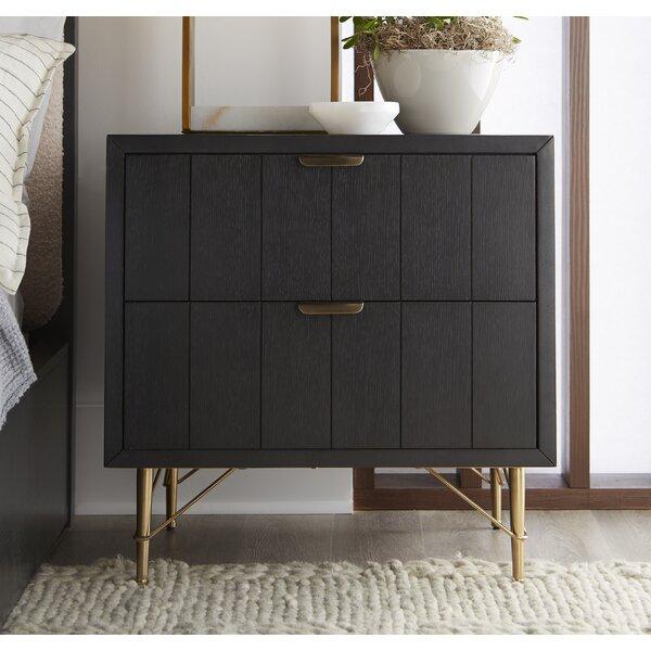 Bobby Berk Lehn Nightstand By A.R.T. Furniture by Bobby Berk + A.R.T. Furniture