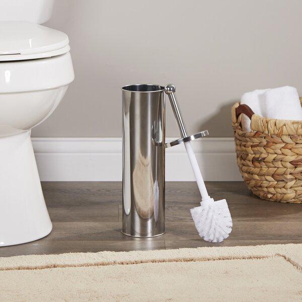 Wayfair Basics Toilet Brush & Holder by Wayfair Basics™Wayfair Basics Toilet Brush & Holder by Wayfair Basics™