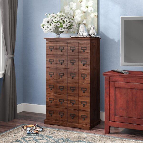 Shillington Multimedia Cabinet by Three Posts