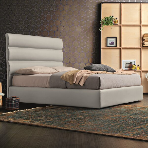Neddra Upholstered Platform Bed by Orren Ellis