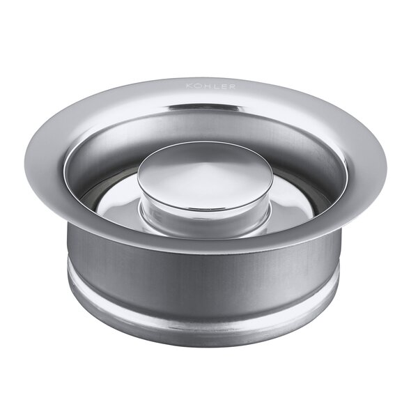 Disposal Flange with Stopper by Kohler