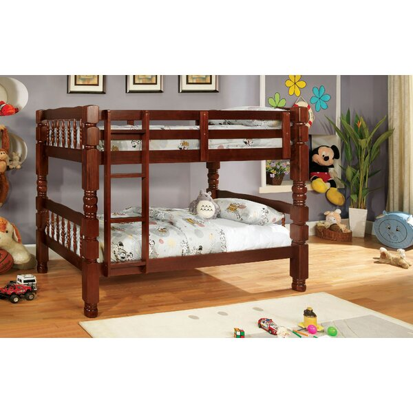 Delbarton Twin over Twin Bunk Bed by Harriet Bee
