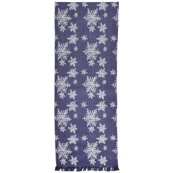 Frost Table Runner (Set of 2) by The Holiday Aisle