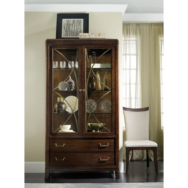 Palisade Display Stand by Hooker Furniture