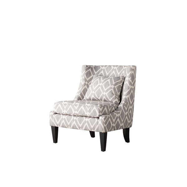 Chaidez Slipper Chair by Charlton Home Charlton Home®