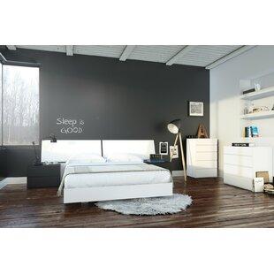 Rosemary Queen Platform 6 Piece Bedroom Set ByWrought Studio