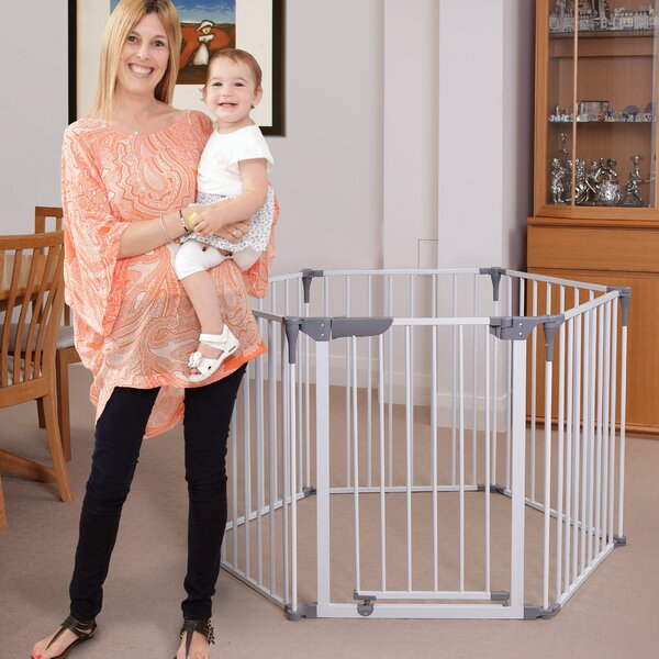 Royale Converta 3 in 1 Play-Yard & Wide Barrier Gate by Dreambaby