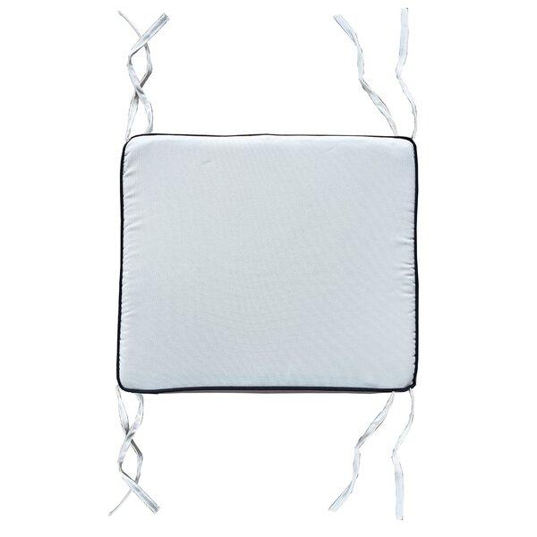 Indoor/Outdoor Sunbrella Barstool Cushion