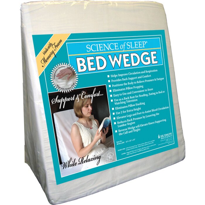 a pillow wedge places buy foldable foam reading pertaining bed to memory with famous cover