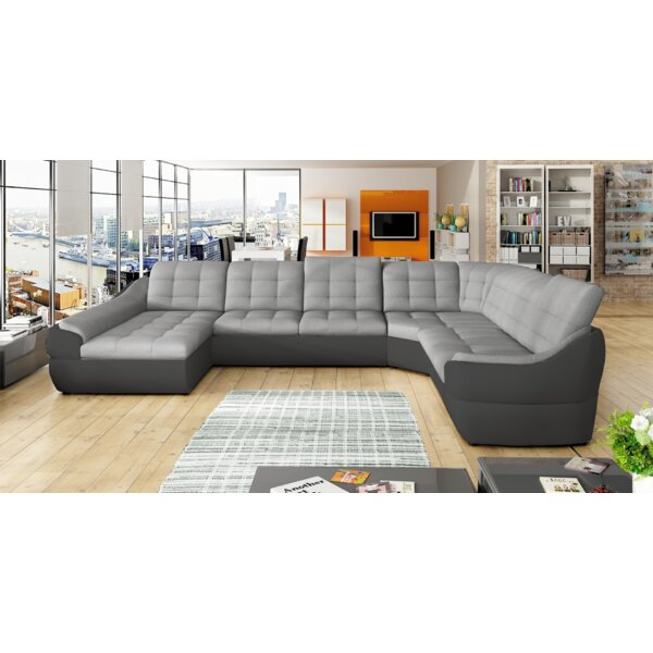 Borquez Sleeper Sectional By Orren Ellis