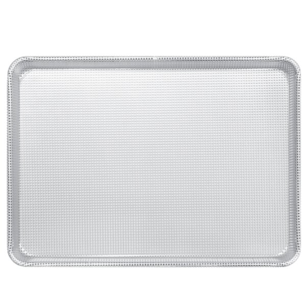 Full Size Fully Perforated Glazed Aluminum Baking Sheet by Thunder Group Inc.