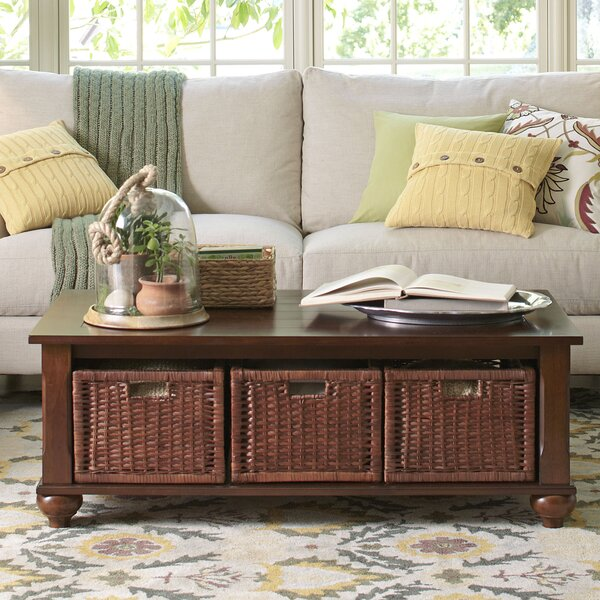Burbank Coffee Table by Birch Lane™
