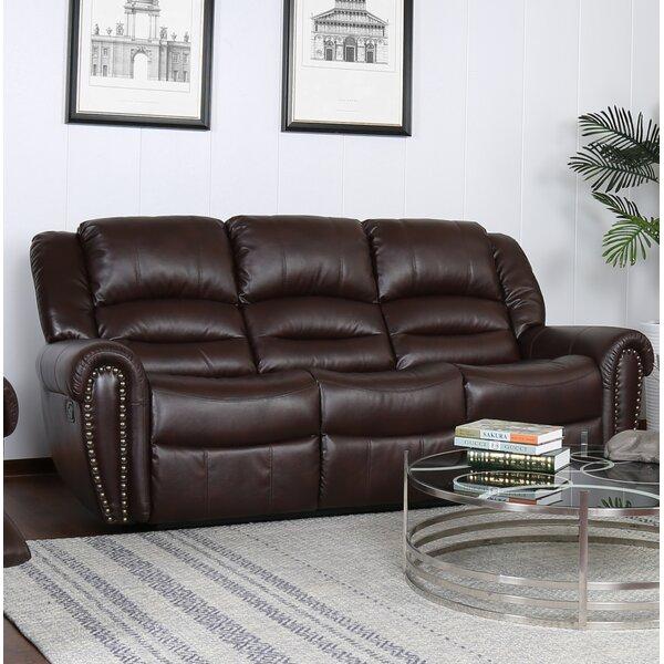 Shelbina Reclining Sofa By Red Barrel Studio