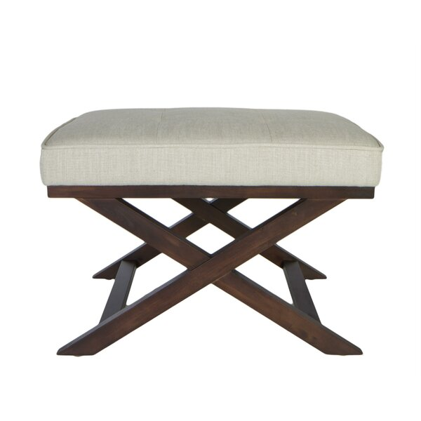 Ari Tufted Ottoman By Cortesi Home Best Choices