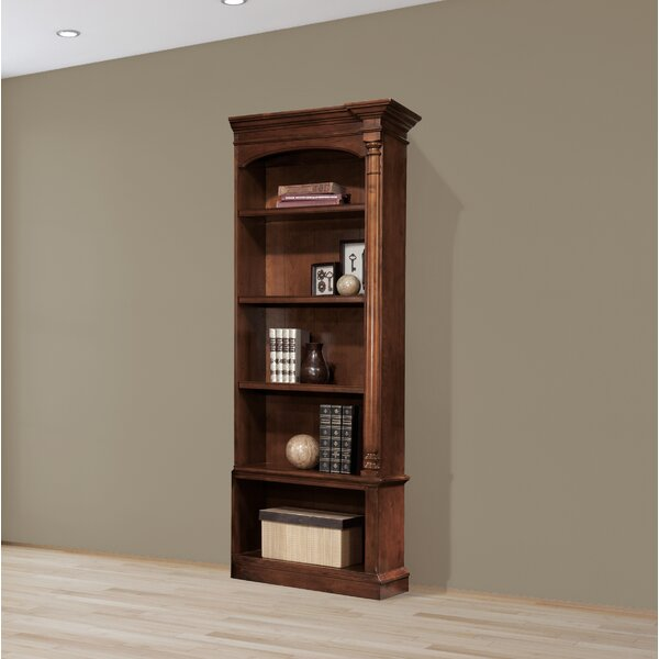 Goins Right Pier Standard Bookcase By Canora Grey