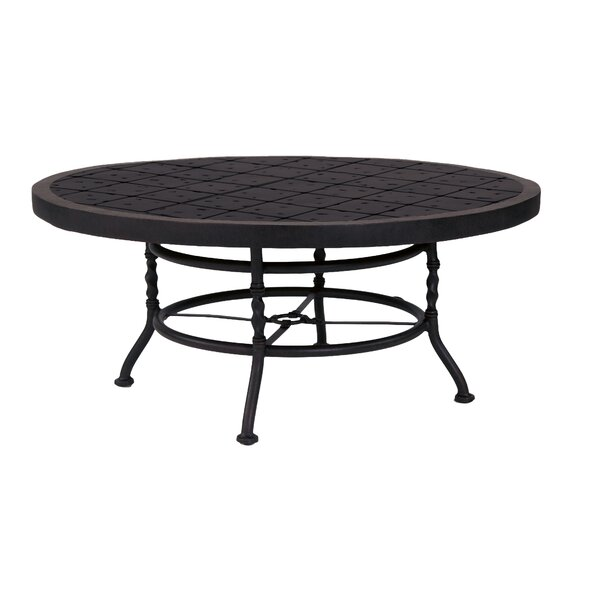 Veranda Aluminum Coffee Table by Leona
