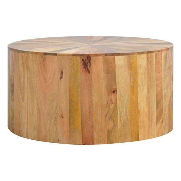 Chickering Wooden Coffee Table by Foundry Select