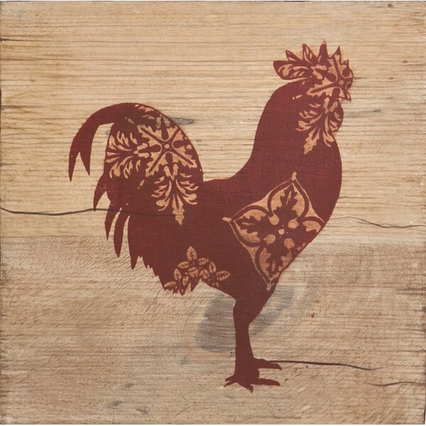 Graphic Art Print on Wood by August Grove
