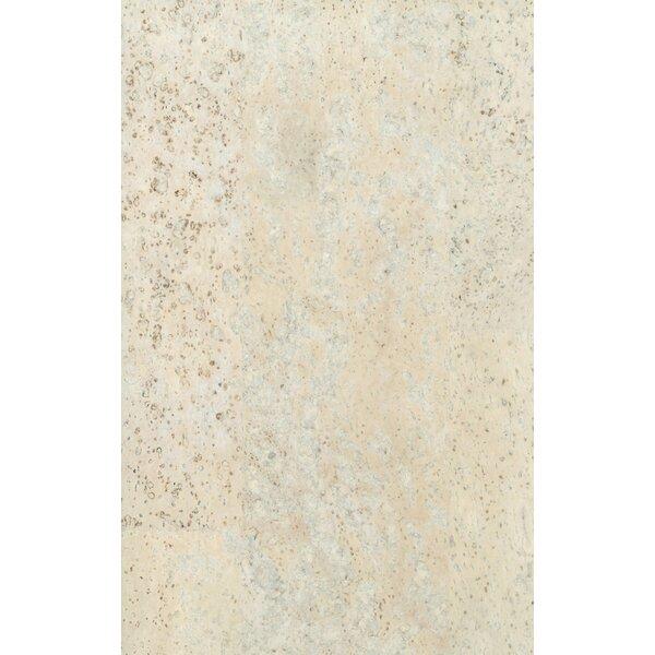 7-16/25 Planks - Micro Bevel Cork Flooring in Ingot Cream by Albero Valley