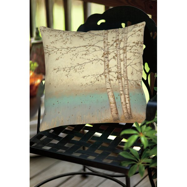 Addis Printed Indoor/Outdoor Throw Pillow by Loon Peak